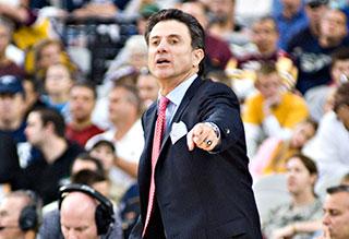Rick Pitino Fired from University of Louisville