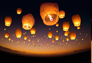 Lantern Fest Rescheduled and Relocated