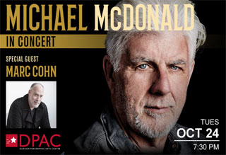 Michael McDonald Tickets