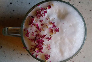 Sound Palate Pairings: Rose, Cardamom and Vanilla Latte and Louis Armstrong