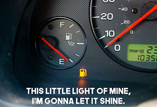 Gas Light Struggle