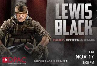 Interview: Lewis Black