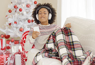 Too Much Christmas Music Can Drive You Crazy