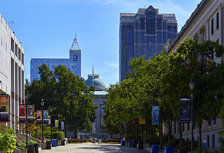 Raleigh a Finalist for Second Amazon Headquarters