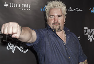 'Diners, Drive-ins and Dives' filming in Wilmington