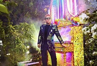 Elton John Retiring from Touring