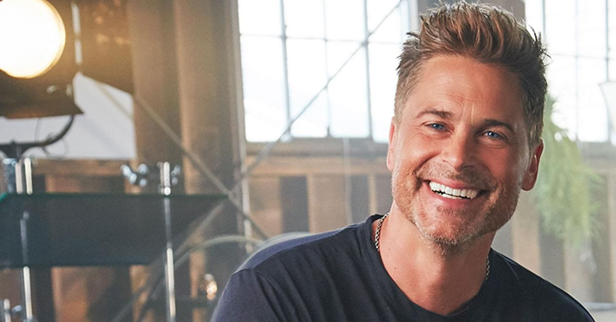 Interview: Rob Lowe
