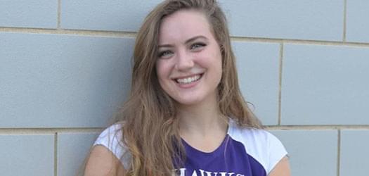 Athlete of the Year Finalist: Zoe Viney