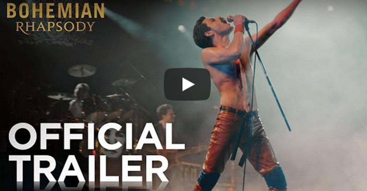 WATCH: Bohemian Rhapsody Trailer