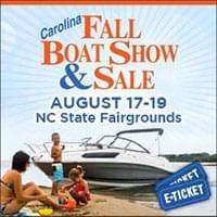 The Carolina Fall Boat Show