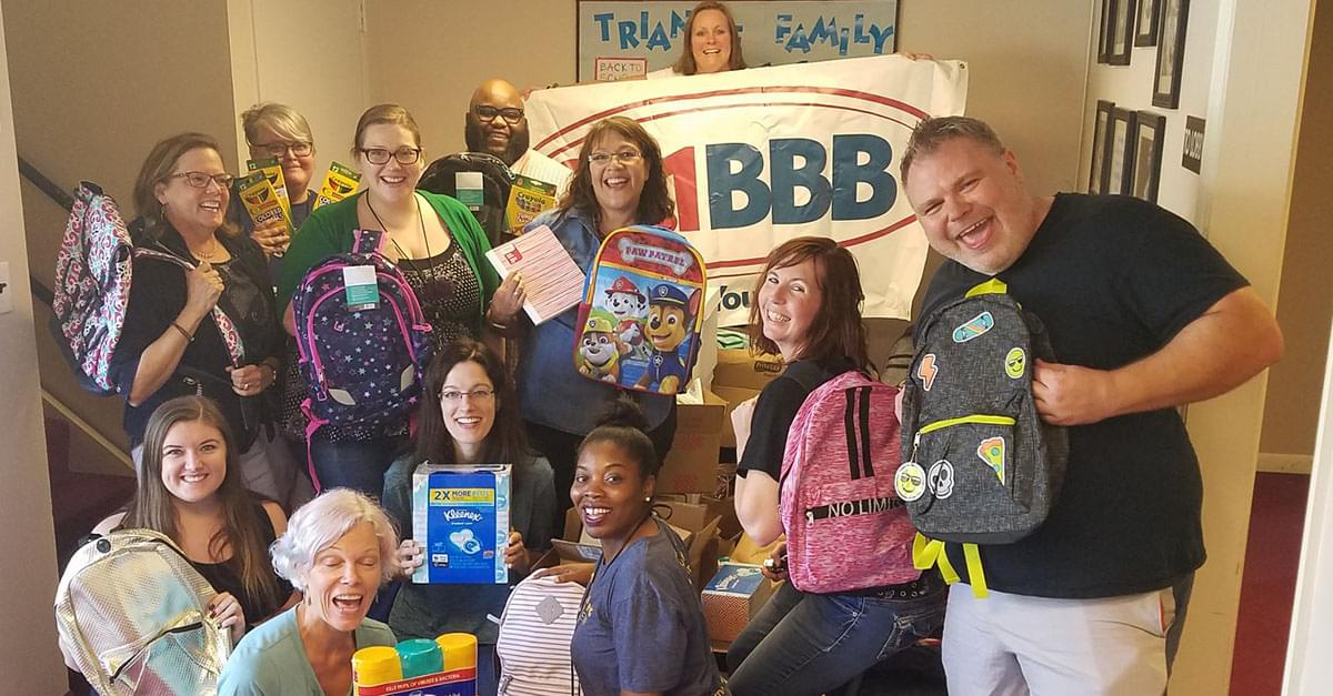 School Supply Drive 2018 – THANK YOU!