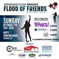 Flood of Friends Benefit Relief Concert