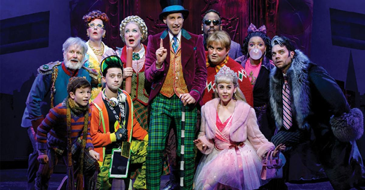 Interview: David Samuel from Charlie and the Chocolate Factory