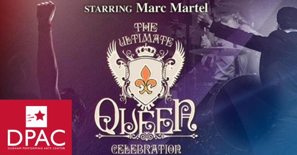The Ultimate Queen Celebration Starring Marc Martel Headed to DPAC