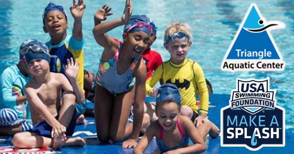 Saving Lives with Triangle Aquatic Center and the 'Make-A-Splash' Program