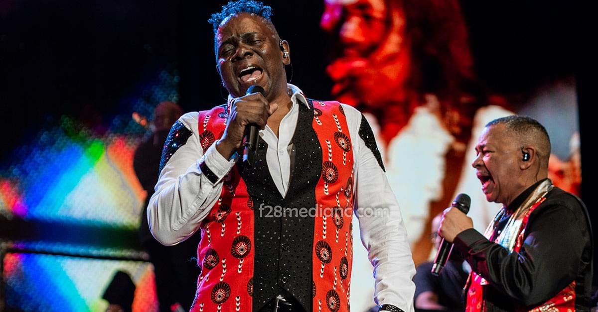 Pics: Earth, Wind & Fire in Raleigh