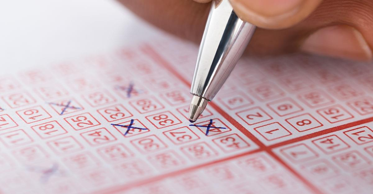 Man Wins $1 Million Lottery After Dreaming the Numbers