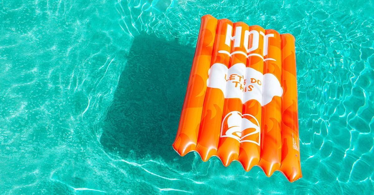 Taco Bell Opening Hotel in Palm Springs