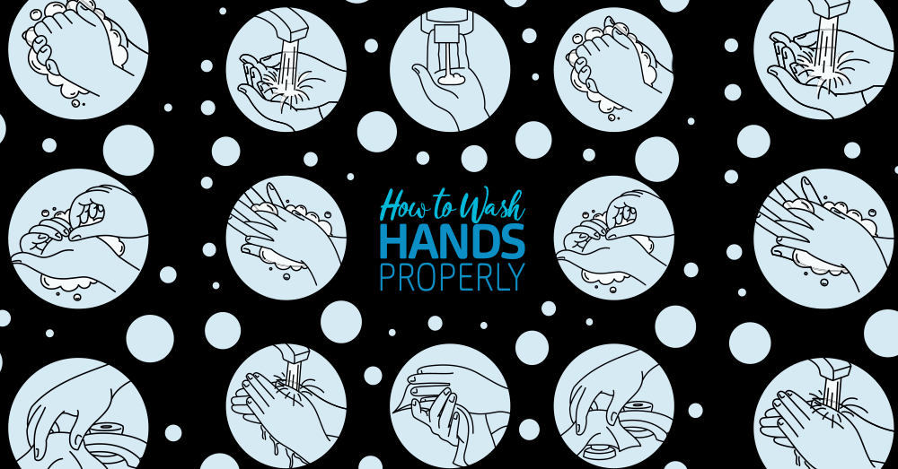 Do's and Don'ts of Hand Washing