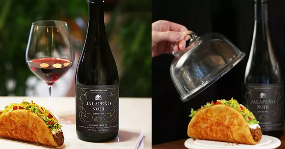 Taco Bell Announces Their New Wine