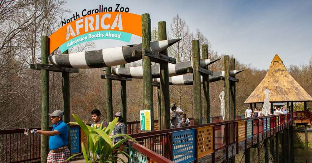 NC Zoo to be featured on Nat Geo WILD