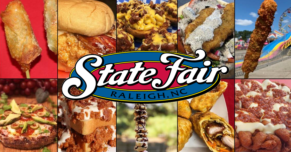 11 days of NC State Fair's best foods!