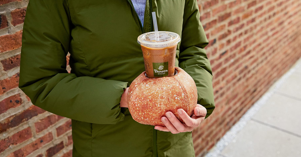 Panera 'solves' winter weather dilemma for iced coffee drinkers