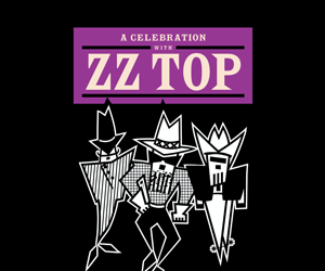 Lunch With Kitty: ZZ Top