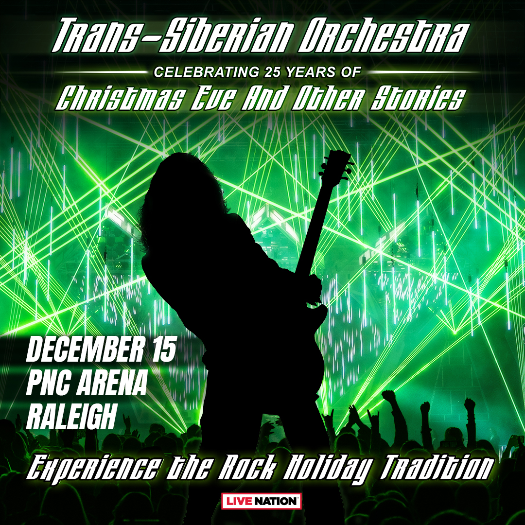 Trans-Siberian Orchestra: Christmas Eve & Other Stories