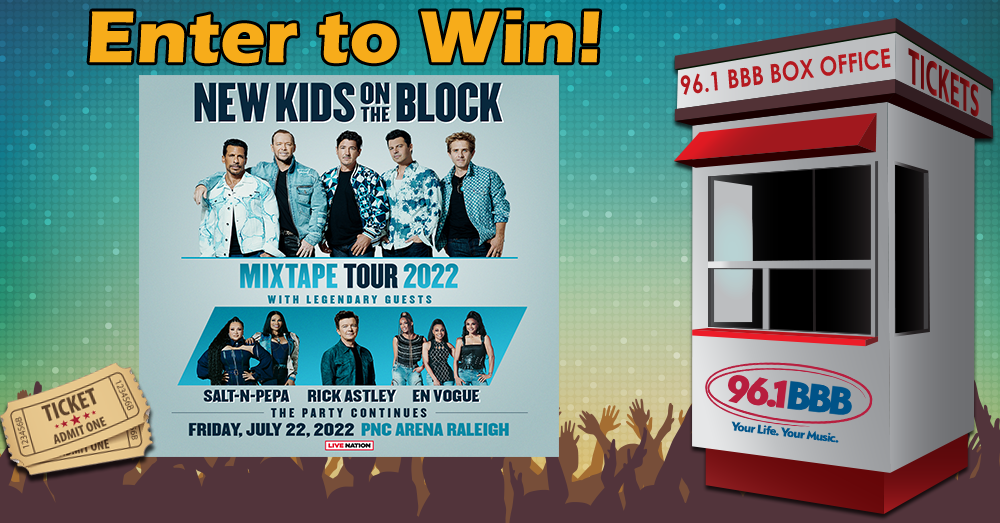 BBB Box Office: Win Tickets To New Kids On The Block