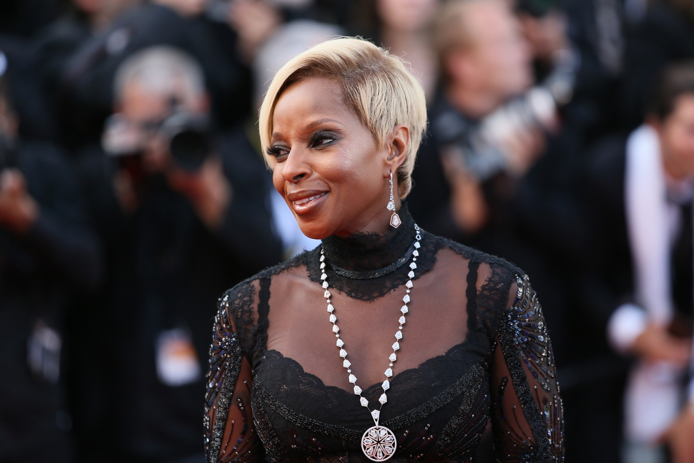 Mary J. Blige is Officially Single!