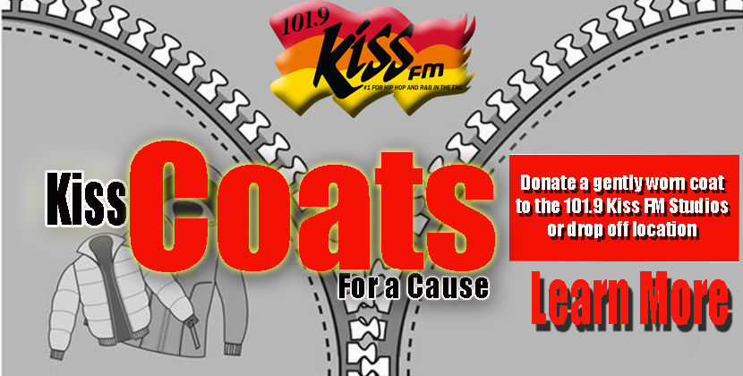 Kiss Coats For A Cause…