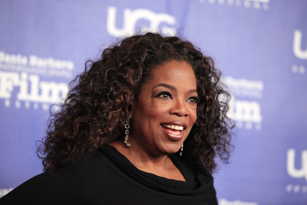 Oprah & Sterling K Brown Make History at the 2018 Golden Globe Awards