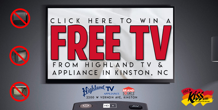 Highland TV And Appliance Smart TV GiveAway…