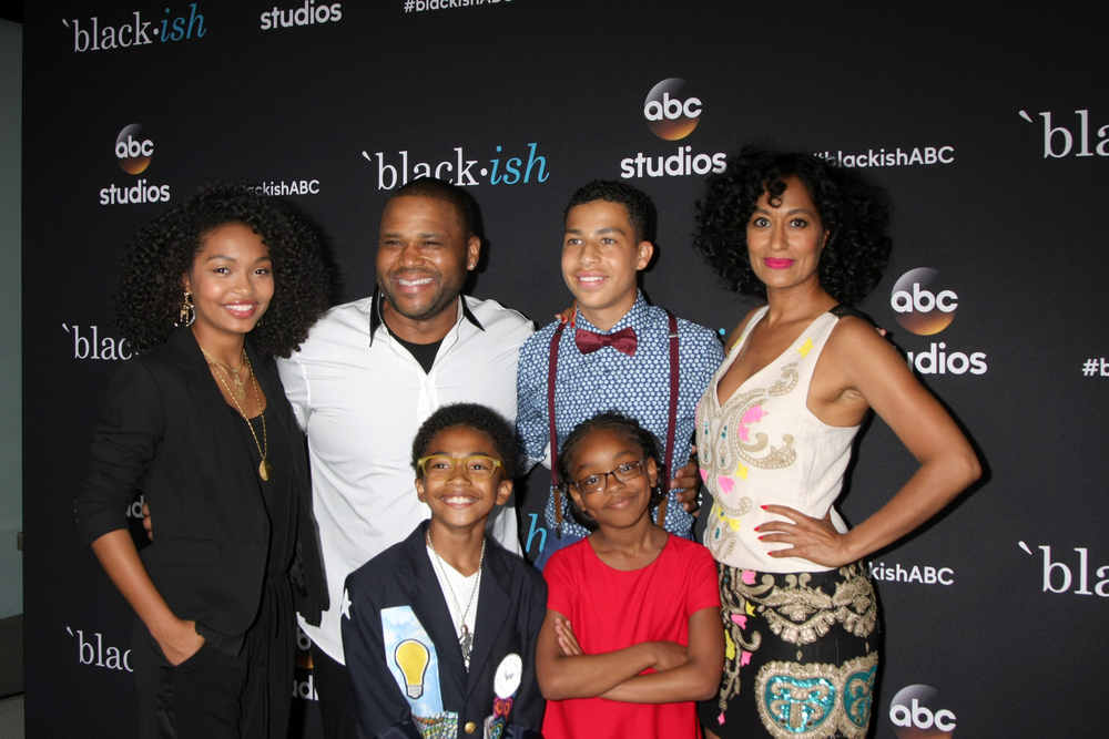 """Tracee Ellis Ross Getting Paid Less for """"Black-ish"""", Wants More Money"""