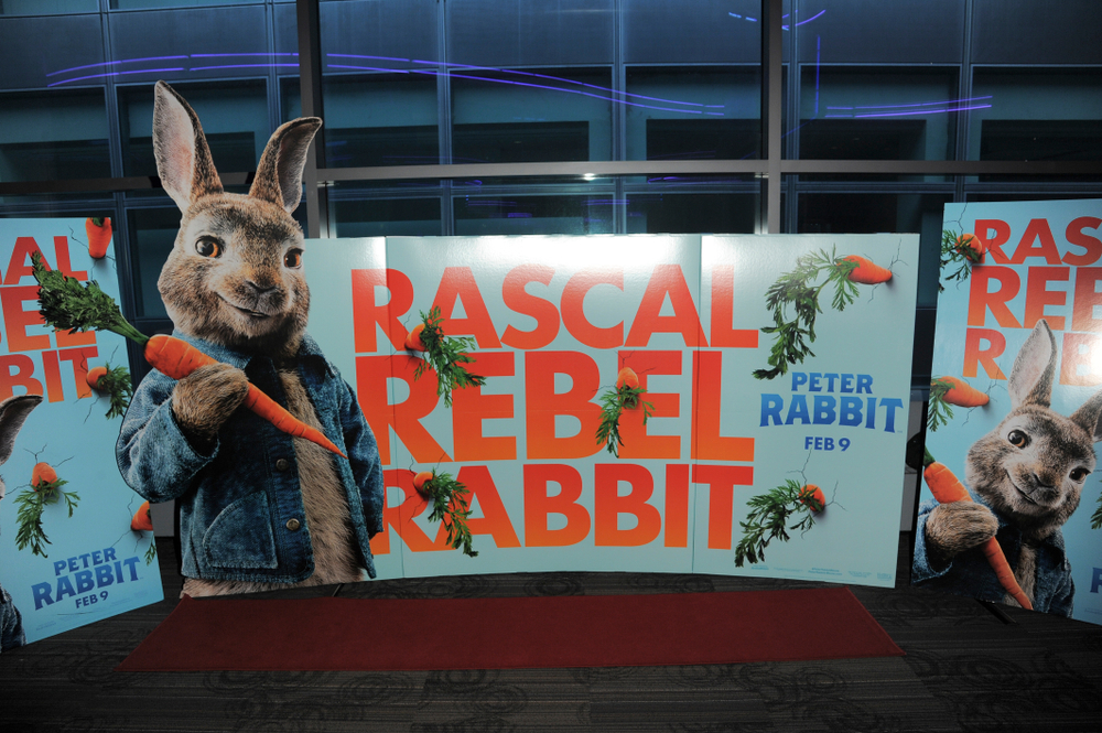 """Parents Boycott """"Peter Rabbit"""" Movie After Food Allergy Bullying Scene"""