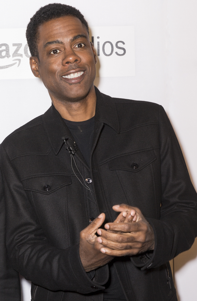 Chris Rock Netflix Special Releasing on Valentine's Day