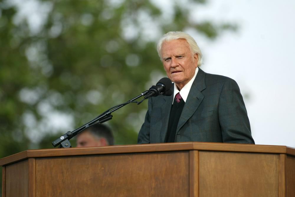 Billy Graham Dead at 99