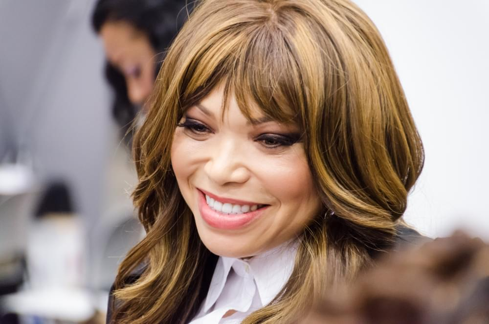 Tisha Campbell-Martin Files For Divorce from Duane Martin