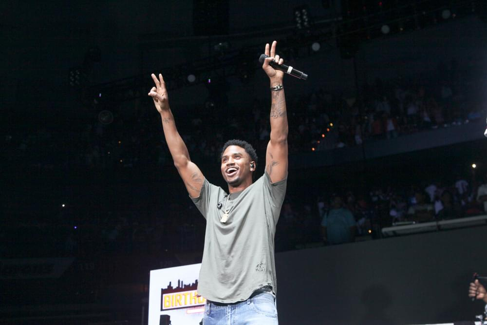 Trey Songz Will NOT Be Charged in Domestic Violence Case