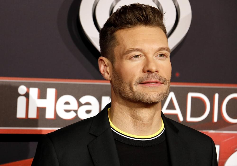 Ryan Seacrest Accused of Sexual Harassment