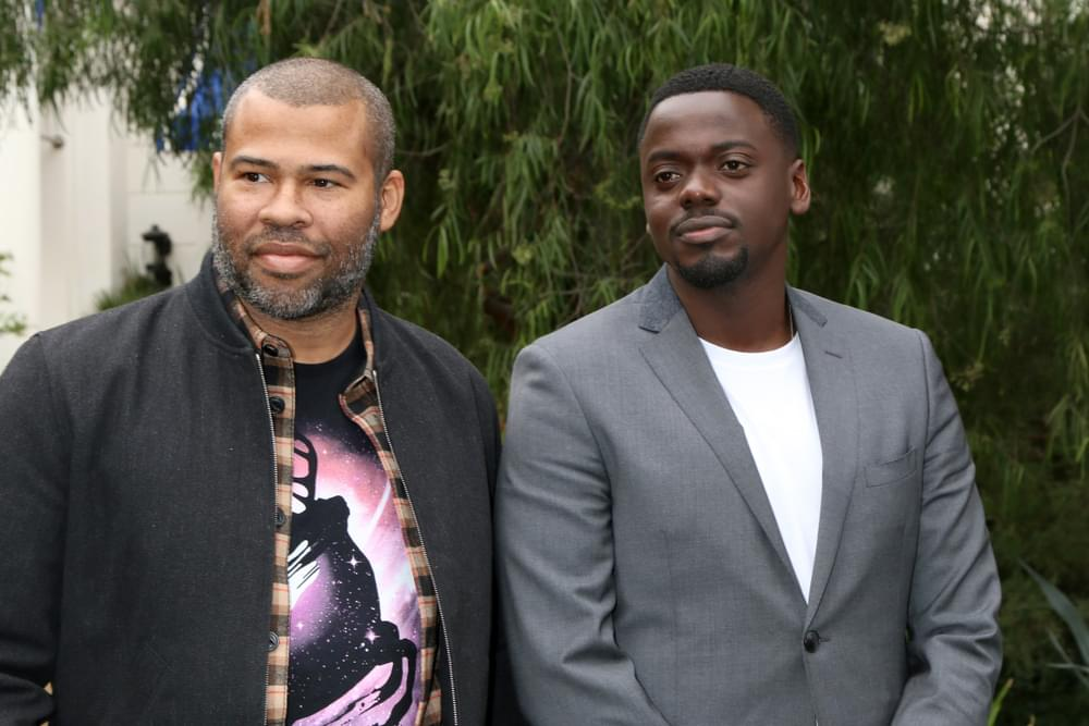 """Jordan Peele Becomes First African American to Win Best Screenplay for """"Get Out"""""""