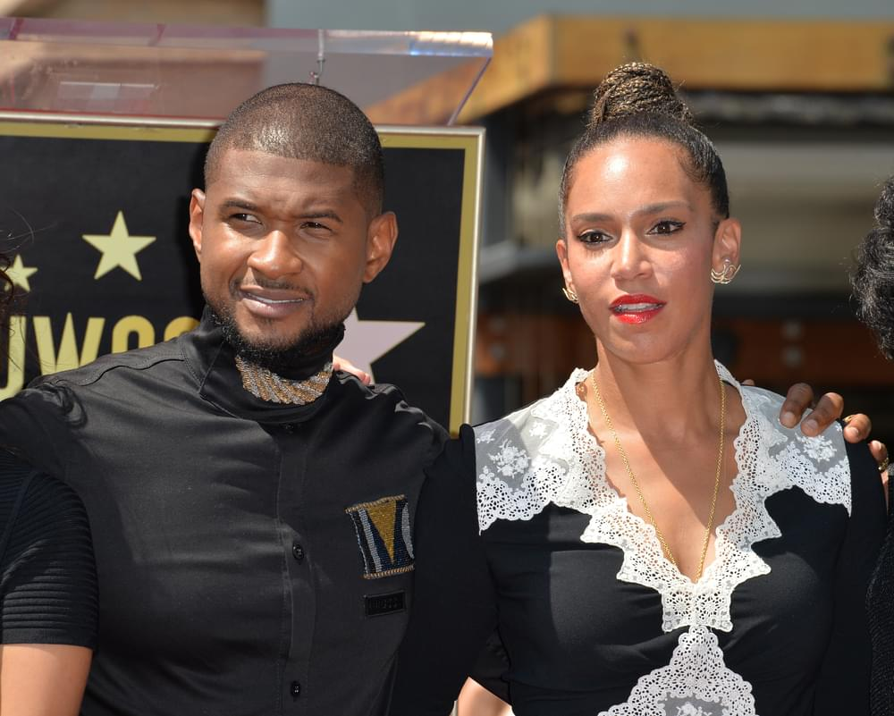 Usher & Wife Separate After 2 Years of Marriage