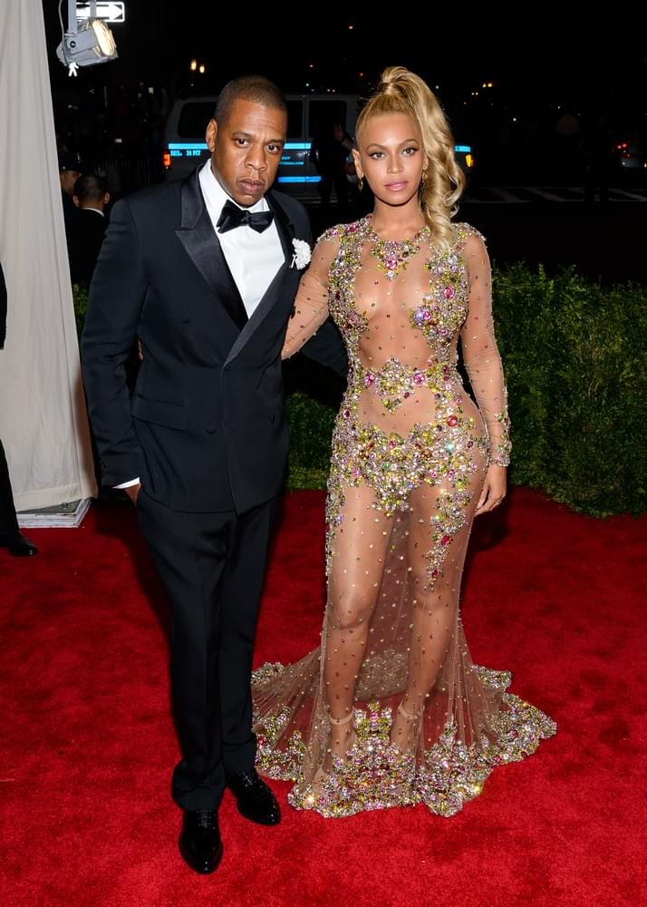 """Beyonce and Jay Z Announce """"On the Run II"""" Tour"""
