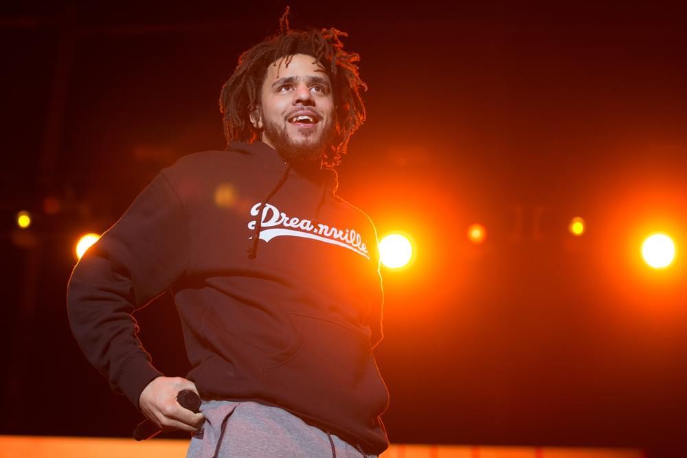 J. Cole Breaks Drake's Streaming Records