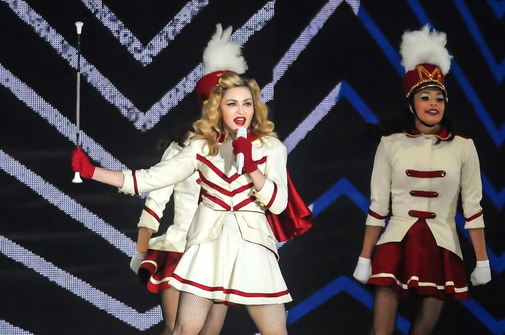 Madonna Fights for Tupac Love Letter