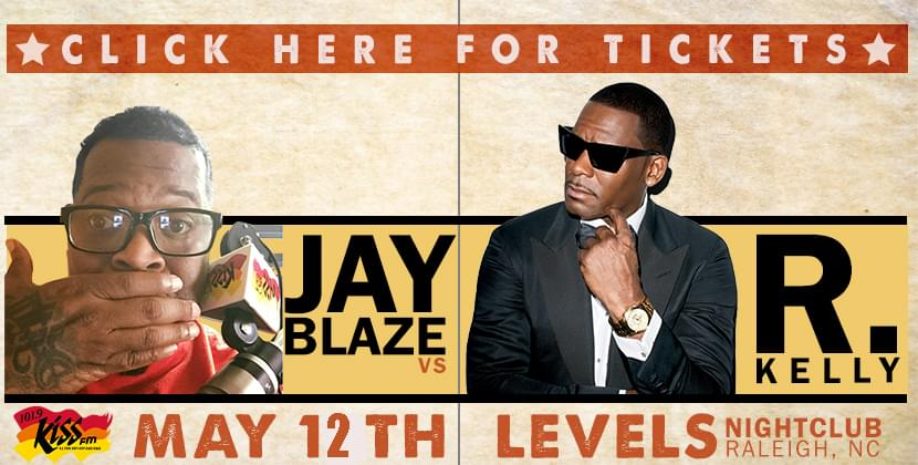 R-Kelly Saturday May 12th Get Details Here…