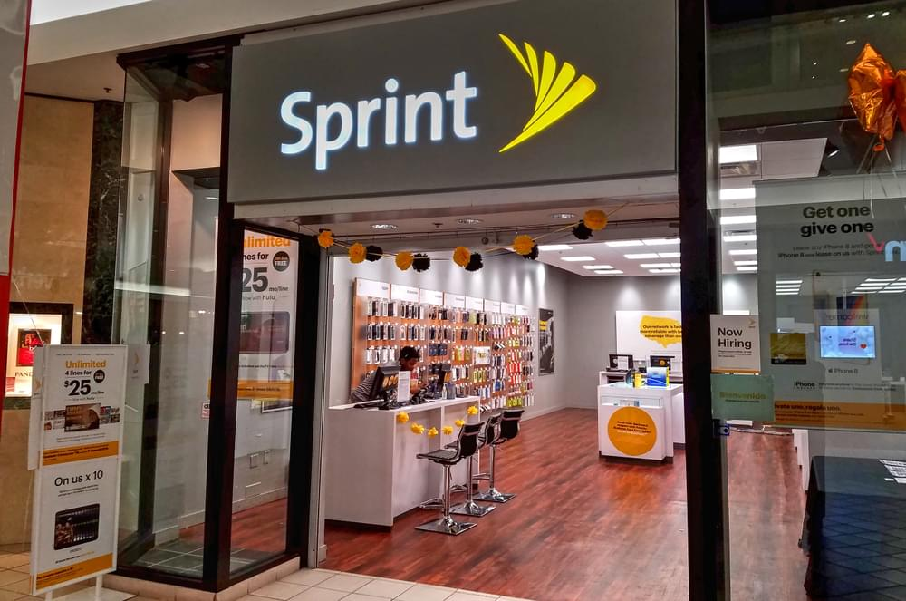 Sprint and T-Mobile Collab