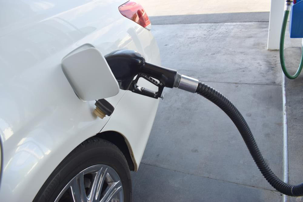Gas Prices Jump Up 7 cents!