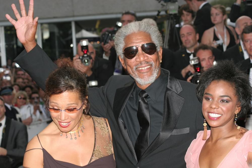 Morgan Freeman Fights Back Against CNN